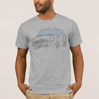Mini Cooper Camiseta