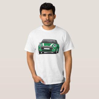 Mini ejemplo del tonelero de la portilla, verde - camiseta