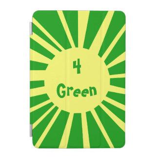 Mini iPad verde 4 Cover De iPad Mini