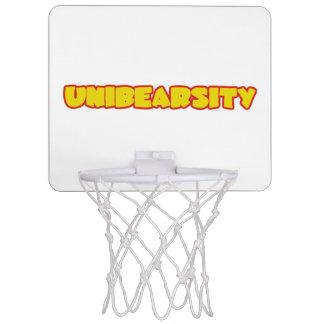 Mini juguete de la meta del baloncesto de mini tablero de baloncesto