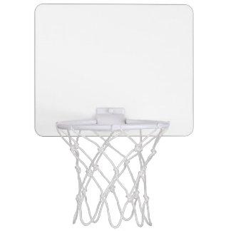Mini meta de encargo del baloncesto mini aro de baloncesto