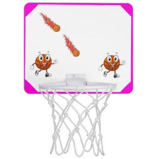 Mini meta del baloncesto mini aro de baloncesto