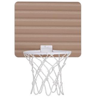 Mini práctica de la meta del baloncesto su juego mini aro de baloncesto