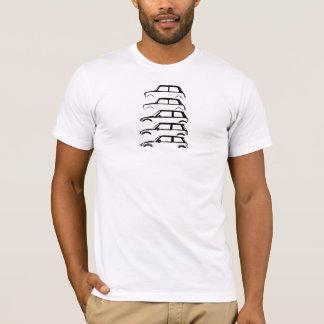 Mini Silhoutte Camiseta
