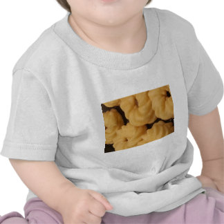 Mini tortas amarillas camiseta