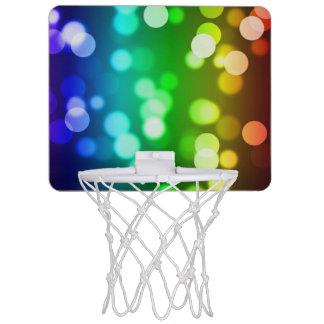 Miniaro De Baloncesto ¡Aro de baloncesto colorido!