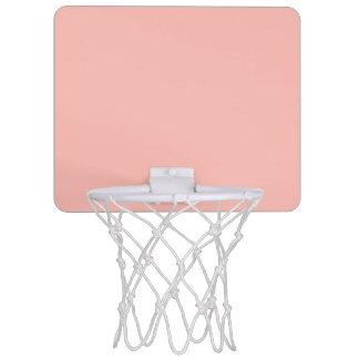 Miniaro De Baloncesto melón del color
