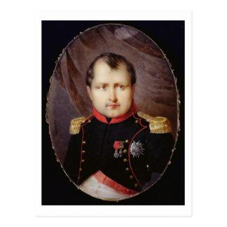 Miniatura del retrato T34002 de Napoleon I Postal