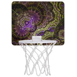 Minicanasta De Baloncesto Mini meta de la bola de la cesta del arte