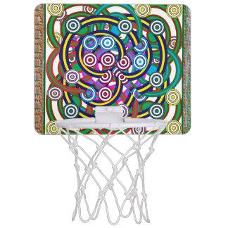 Minicanasta De Baloncesto Mini práctica de la meta del baloncesto su juego