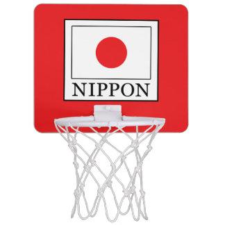 Minicanasta De Baloncesto Nipón