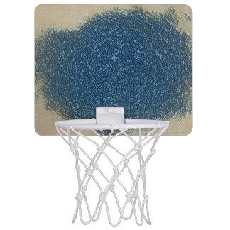 Minicanasta De Baloncesto Red creada para requisitos particulares del
