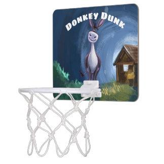Minicanasta De Baloncesto Regalos y accesorios del burro