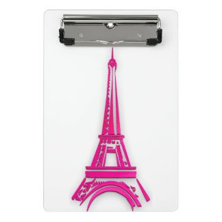 Minicarpeta De Pinza 3d torre Eiffel, clipart de Francia