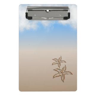 Minicarpeta De Pinza Playa de las estrellas de mar