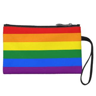 Miniclutch Bandera del arco iris