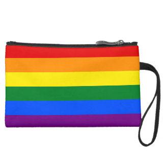 Miniclutch De Ante Bandera del arco iris