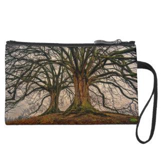 Miniclutch De Ante Mitón desnudo personalizado de los árboles