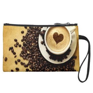 Miniclutch De Ante Mitón personalizado del amante del café