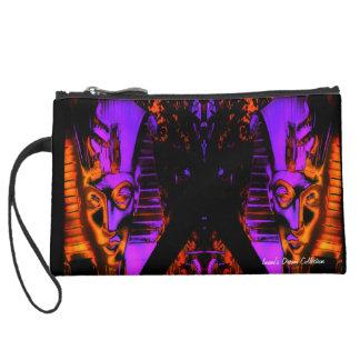 Miniclutch De Ante Rey egipcio Cosmetic Bag