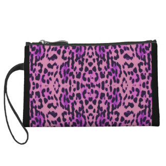 Miniclutch Estampado leopardo