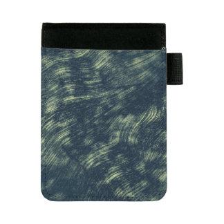 Miniportafolios Fondo azul y blanco abstracto de la textura
