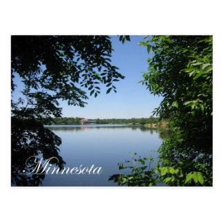 Minnesota hermoso postal