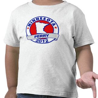 Minnesota Rick Perry Camisetas