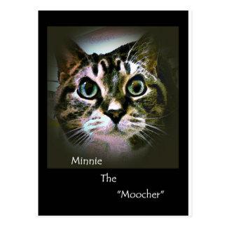 Minnie el Moocher Postal