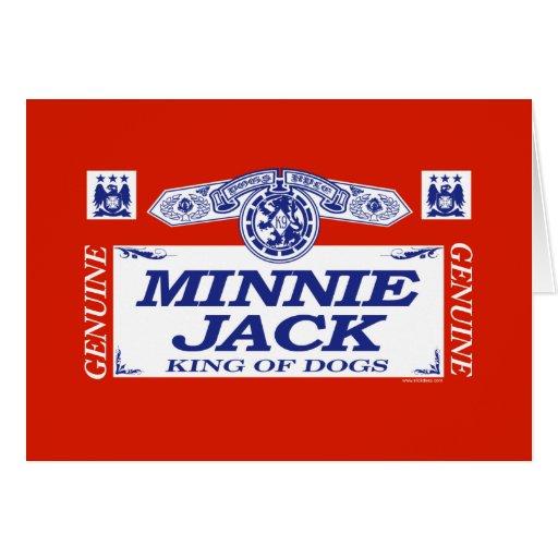 Minnie Jack Felicitación
