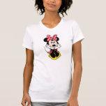 Minnie rojo y blanco 1 camiseta