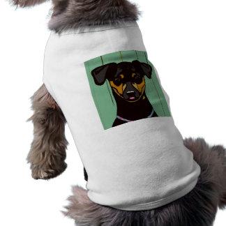 MinPin - Pincher miniatura Camiseta Sin Mangas Para Perro