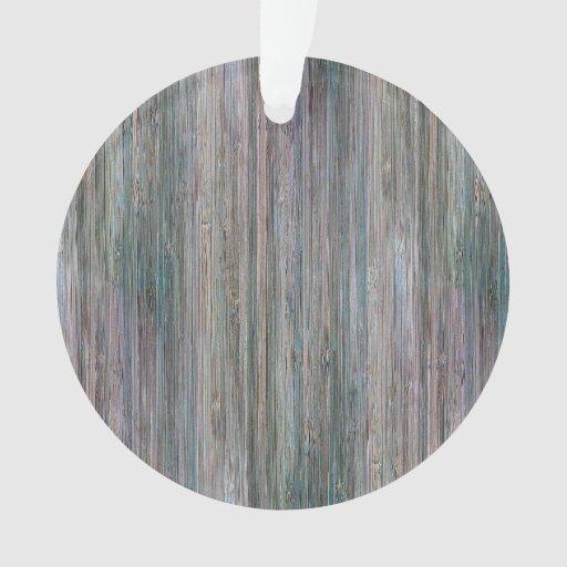 Mirada de bambú curtida