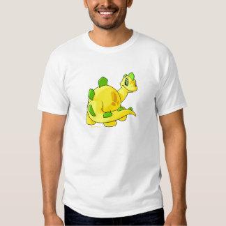 Mirada de Chomby amarillo Camisetas