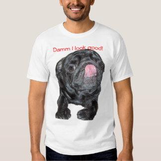 ¡Mirada de Damm I buena! Camiseta del barro