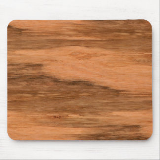 Mirada de madera del grano del eucalipto natural alfombrilla de ratón