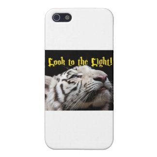 ¡Mire a la luz! iPhone 5 Protector