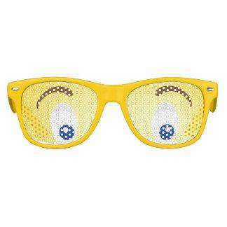 Mire mis regalos divertidos del fiesta de los ojos gafas de sol