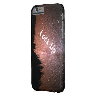 Mire para arriba el caso de Iphone Funda Barely There iPhone 6