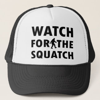 Mire para Squatch Gorra De Camionero