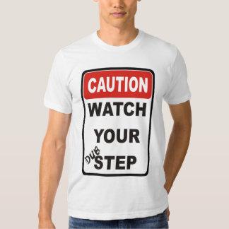Mire su Dubstep Camisas
