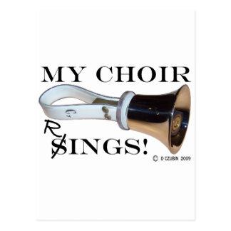 Mis anillos del coro postal