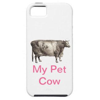 Mis bóvidos del mascota Bull o vaca iPhone 5 Protector