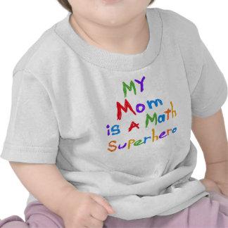 Mis camisetas y regalos del super héroe de la mate