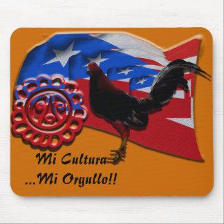 Mis Gallos, cultura del MI Alfombrillas De Ratones
