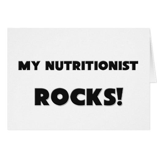 ¡MIS ROCAS del nutricionista! Felicitaciones