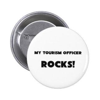 ¡MIS ROCAS del oficial del turismo Pins