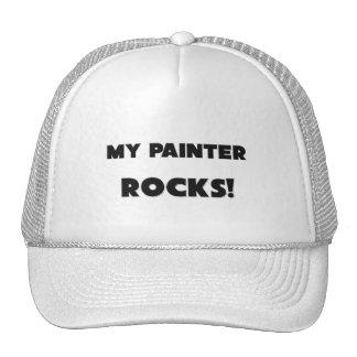 ¡MIS ROCAS del pintor! Gorro