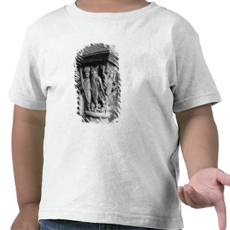 Misericordia contra avaricia camisetas