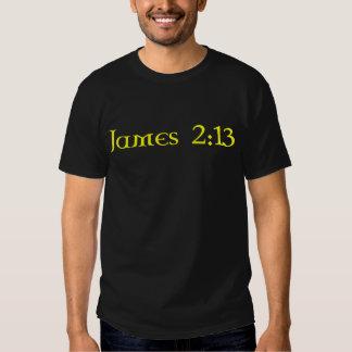 Misericordia del 2:13 de James sobre el juicio Camisas